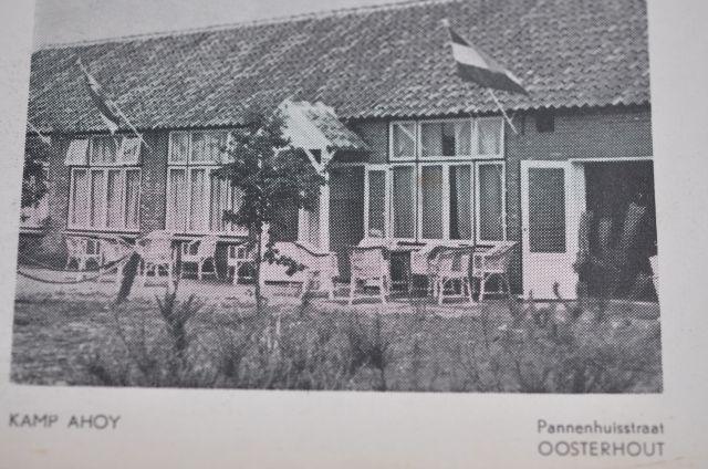 kamphuis 1954 de hoofdingang